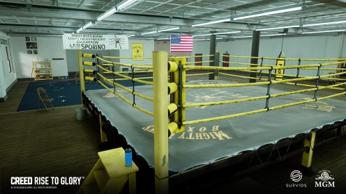 boxing ring 1920x1080