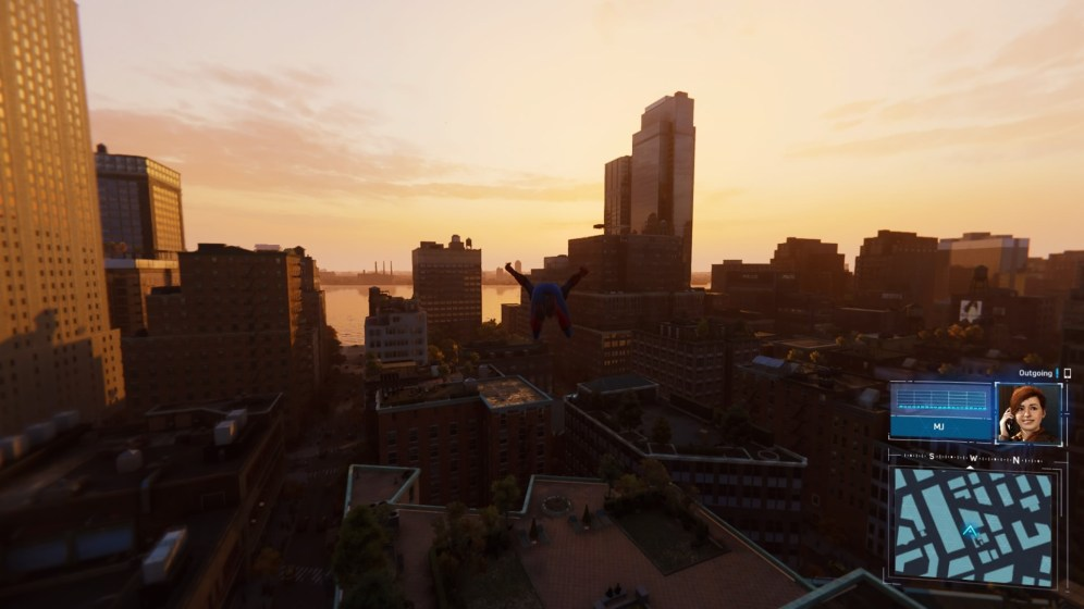 Marvel's Spider-Man - Buildings