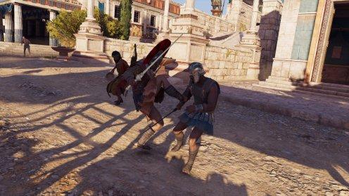Le Sparta kick