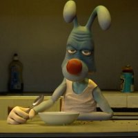Popular Rabbit Character Is Going Dark in Animated Short AFTERWORK