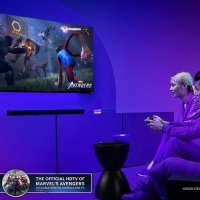 VIZIO Partnered With Square Enix To Be The Official HDTV For Marvel's Avengers!
