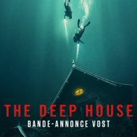 Terrifying New Trailer for an Underwater Haunted House Horror Movie THE DEEP HOUSE