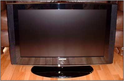 Samsung LN-T3242H LCD TV Linux