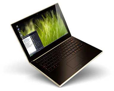 Intel metro laptop