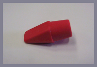 Eraser.  You've seen em, you've used em.  Xerox is making them obsolete!