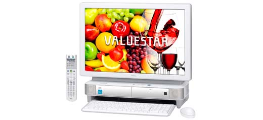NEC ValueStar PC