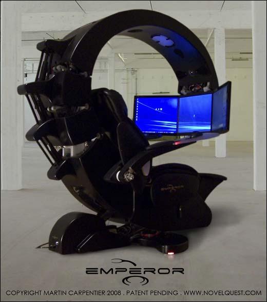 Emperor Workstation