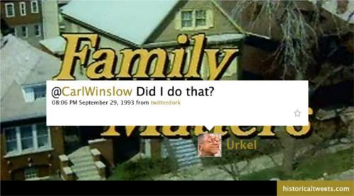 historicaltweet-urkel