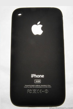 iPhone with Matte Finish