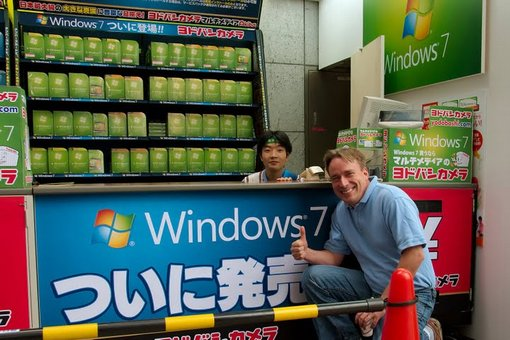 Linus and Windows 7