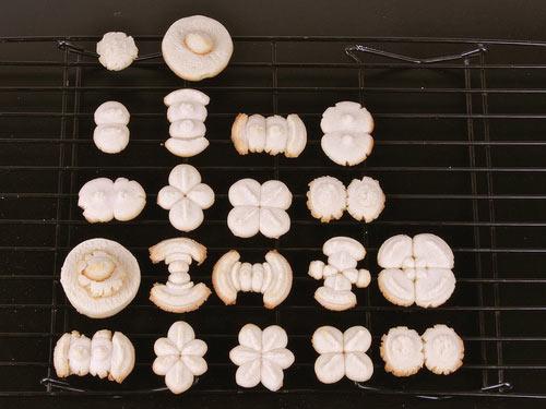 Hydrogen Cookies