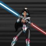Darth Jasmine #2