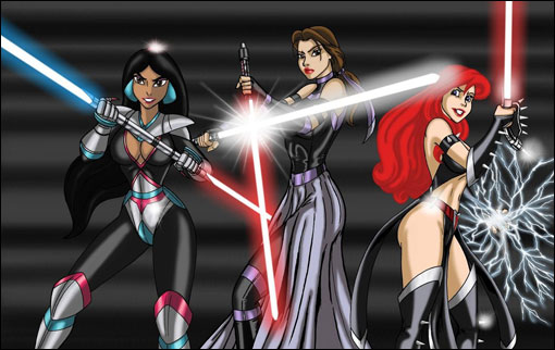 Sith Princesses