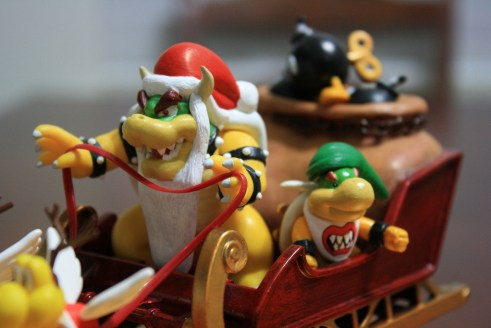 Bowser Clause Is comin' to town