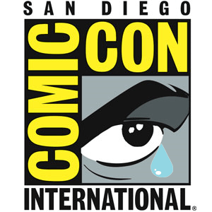 Some Sad Geeks will not be going to Comic Con This year