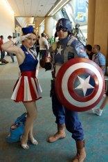 Captain America Cosplayers