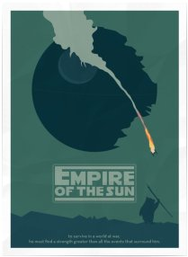 Star Wars + Classic Movies = Amazing Mashup Movie Posters [Pictures]