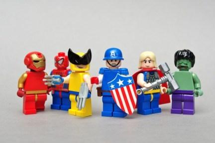 lego avengers minifig 1