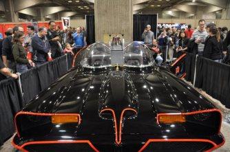 The Original Batmobile