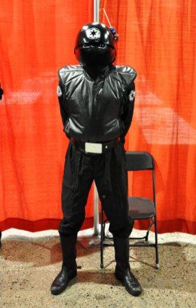 Death Star Operator - 501st Quebec