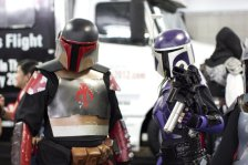 Mandalorians (New York Comic Con 2011)