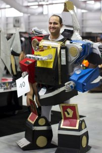 Megazord (Power Rangers Movie) (New York Comic Con 2011)
