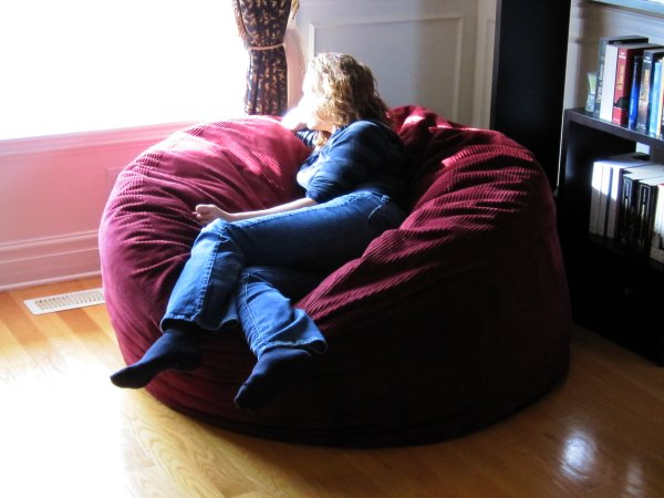 a king among bean bag chairs the sumo sultan