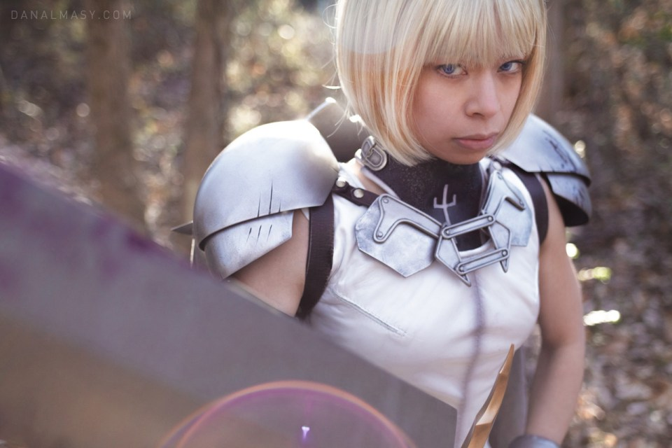 Clare - Claymore Cosplay
