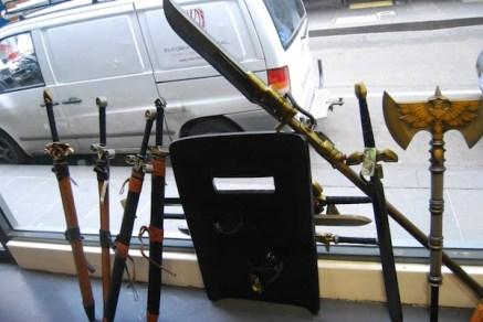 LARP Weapons 1