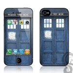 12.03.26 - iPhone Tardis Case