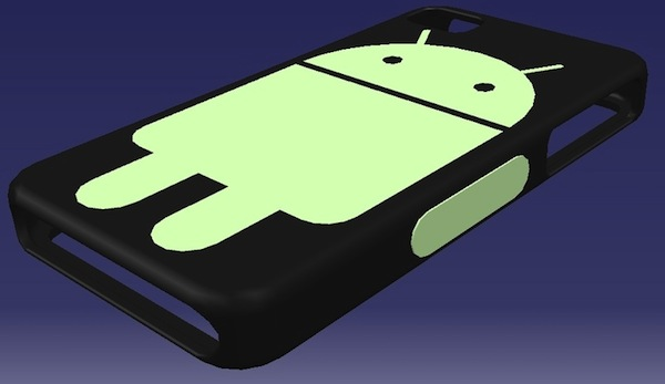 Android Themed Case