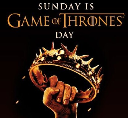 game of thrones day