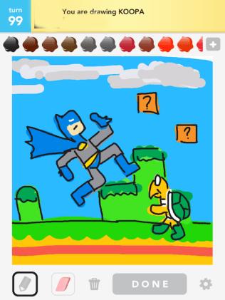 Drawsome Batman-Koopa