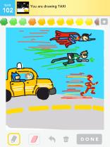 Drawsome Batman-Taxi