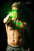 Green Lantern - Philip Bonneau