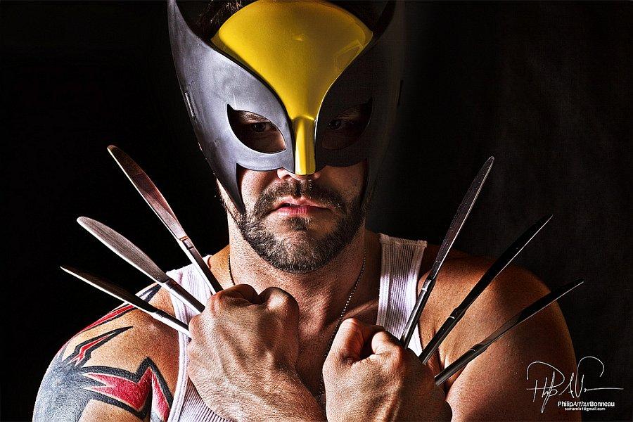 Wolverine - Philip Bonneau