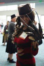 Lady Freddy - SDCC 2012 - Aggressive Comix
