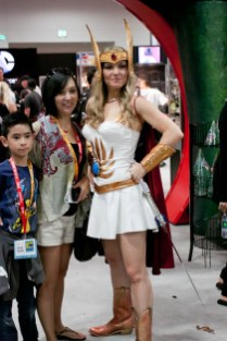 She-Ra - SDCC 2012 - Hayley Sargent