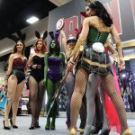 Iron Bunnies II - SDCC 2012 - Pat Loika