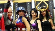 The Avengers! - SDCC 2012 - Pat Loika