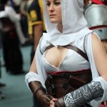 Lady Assassin - SDCC 2012 - Pat Loika