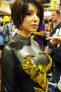 Wasp - SDCC 2012 - Aggressive Comix