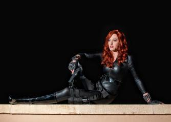 Black Widow - Picture by David Thorpe - Cosplayer: Callie Cosplay
