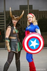 Lady Loki and American Dream