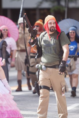 Jayne (Firefly) @ Dragon Con 2012 - Picture by Carcapture