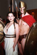 Spartans @ Dragon Con 2012