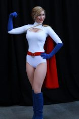 Powergirl at Dragon Con 2012