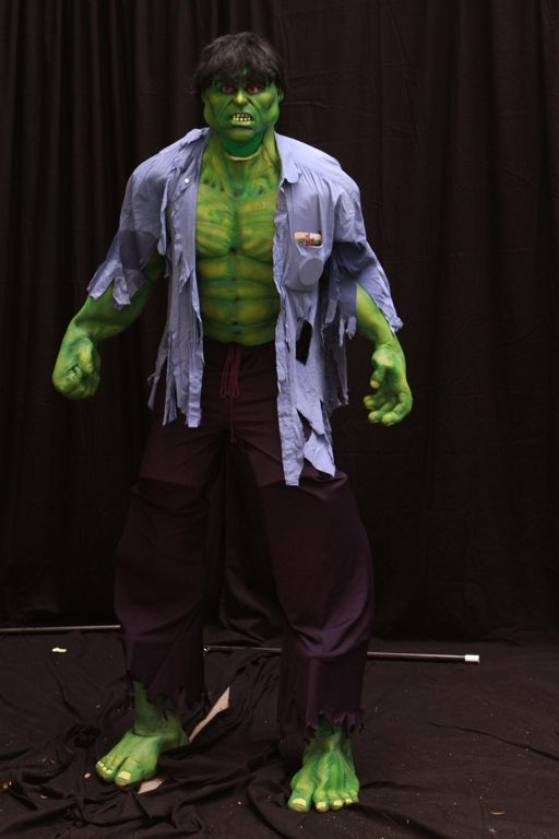 The Hulk @ Dragon Con 2012 - Picture by Bill Watters