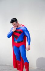 Superman @ Dragon Con 2012 - Picture by Leepus