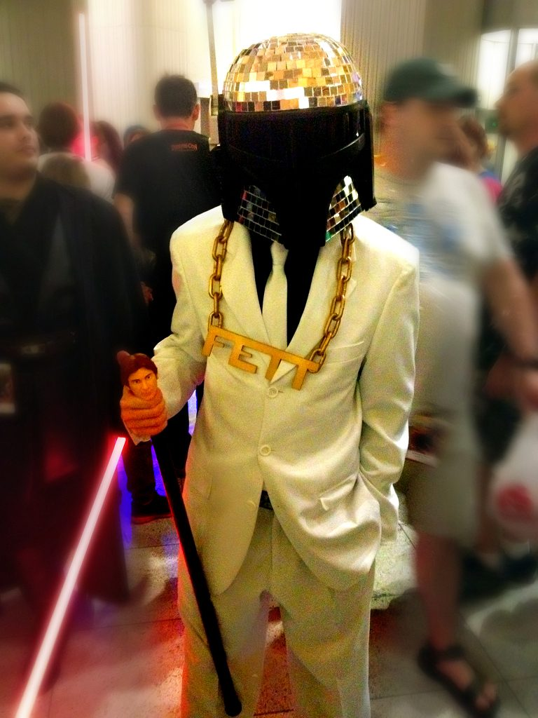 Boba Pimp @ Dragon Con 2012 - Picture by Deadsetdork